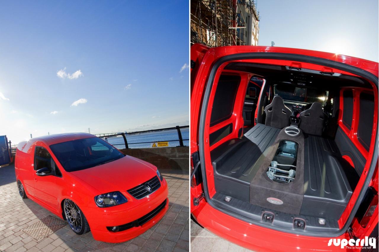 VW Caddy : Utilit'Air ! 21