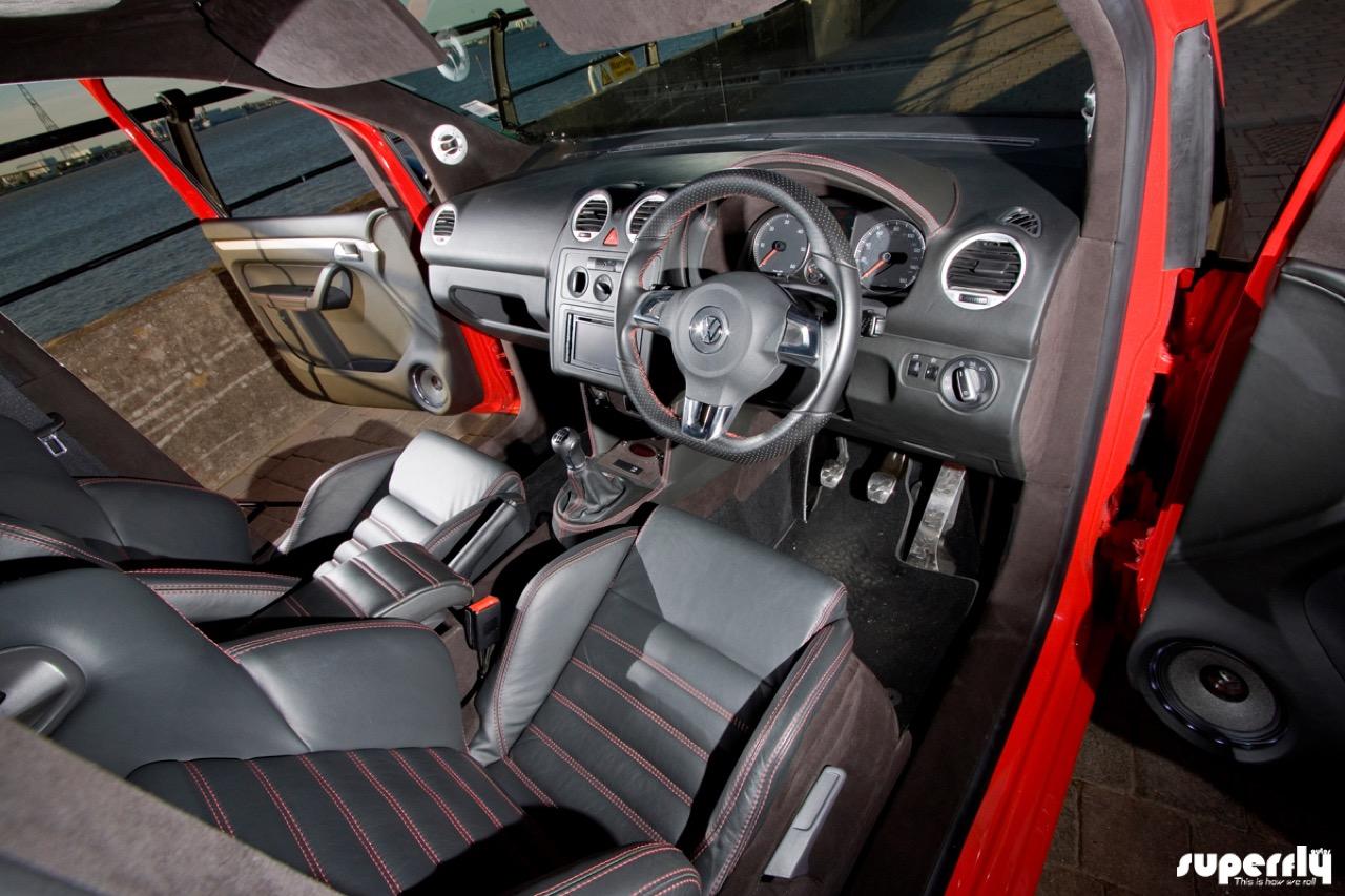 VW Caddy : Utilit'Air ! 20