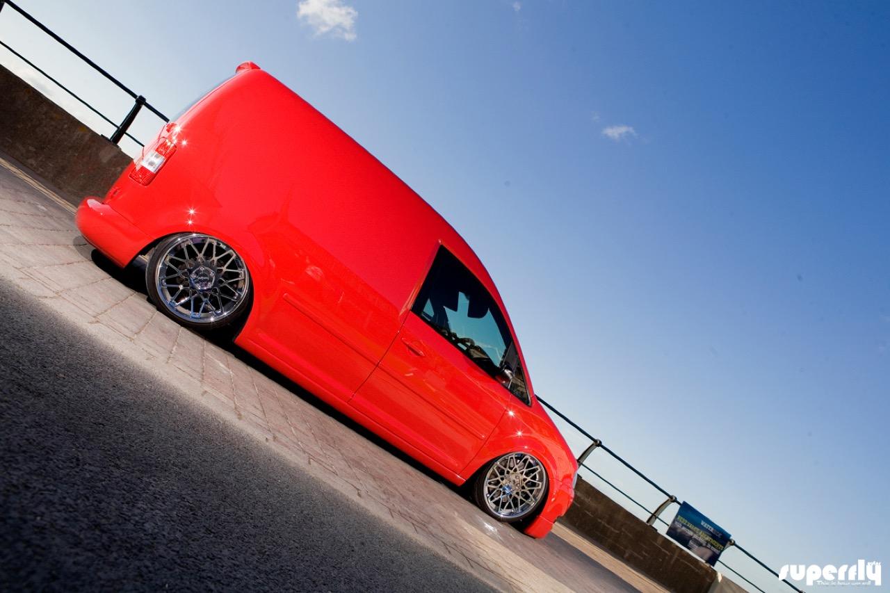 VW Caddy : Utilit'Air ! 29