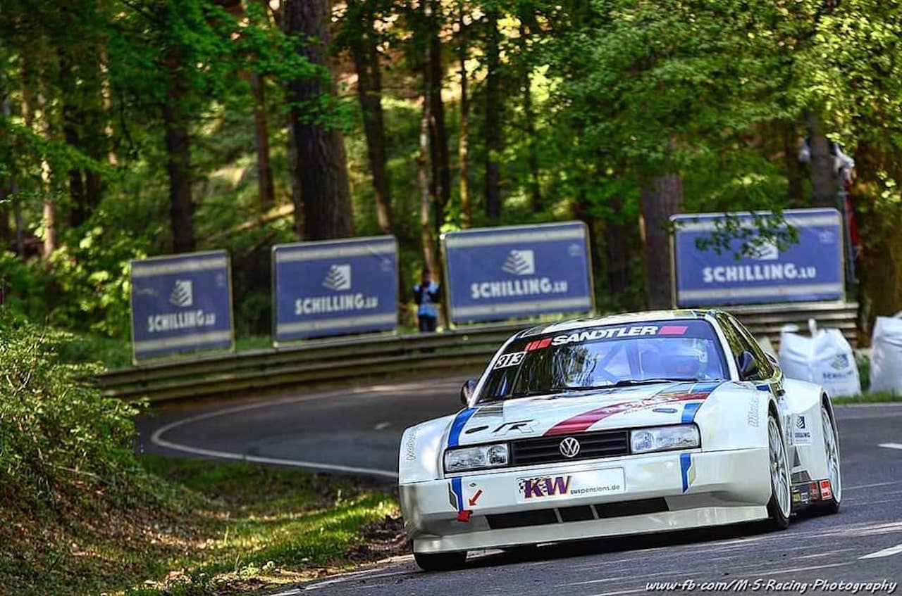 Hillclimb Monster : VW Corrado - Chasseuse de trajo et bouffeuse de chrono ! 3
