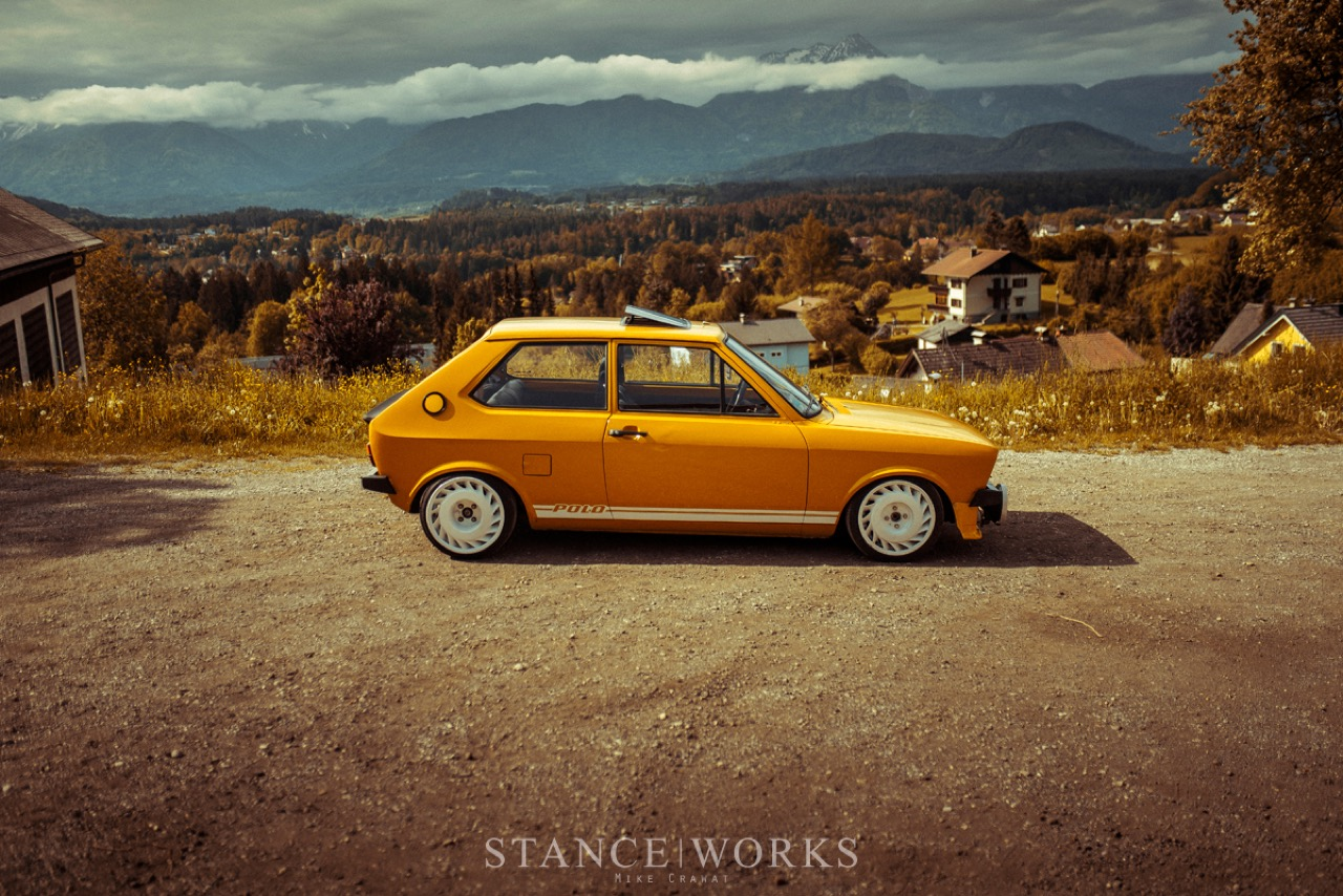 '78 VW Polo - Old school racer ! Enfin presque... 32