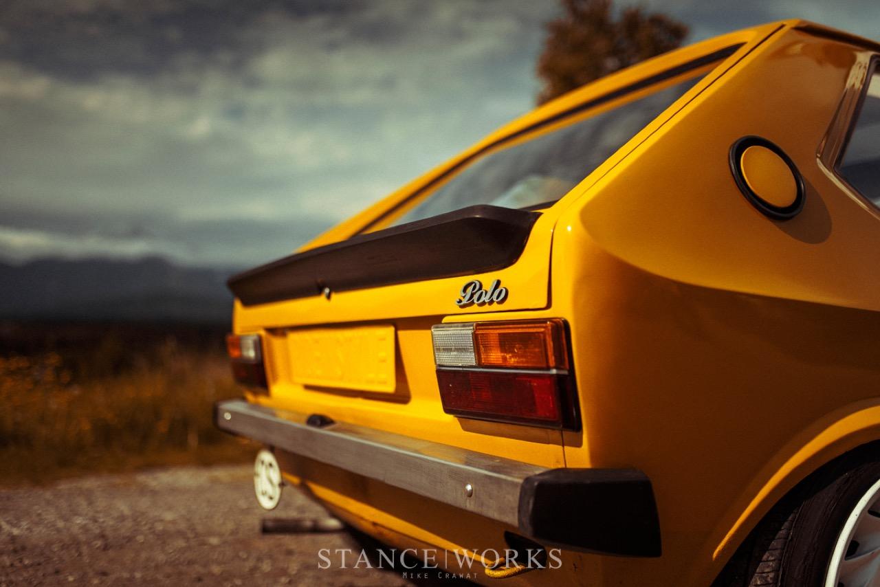 '78 VW Polo - Old school racer ! Enfin presque... 24