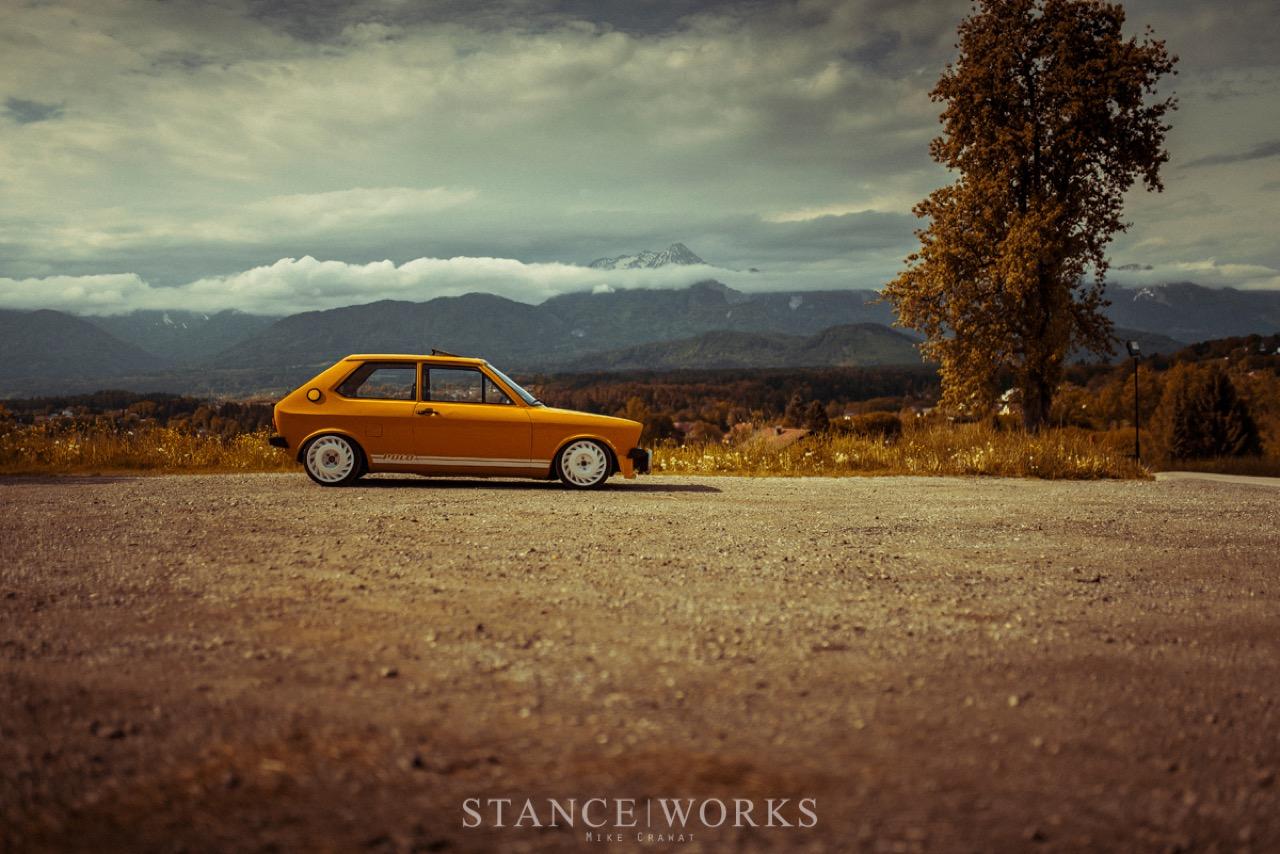 '78 VW Polo - Old school racer ! Enfin presque... 33