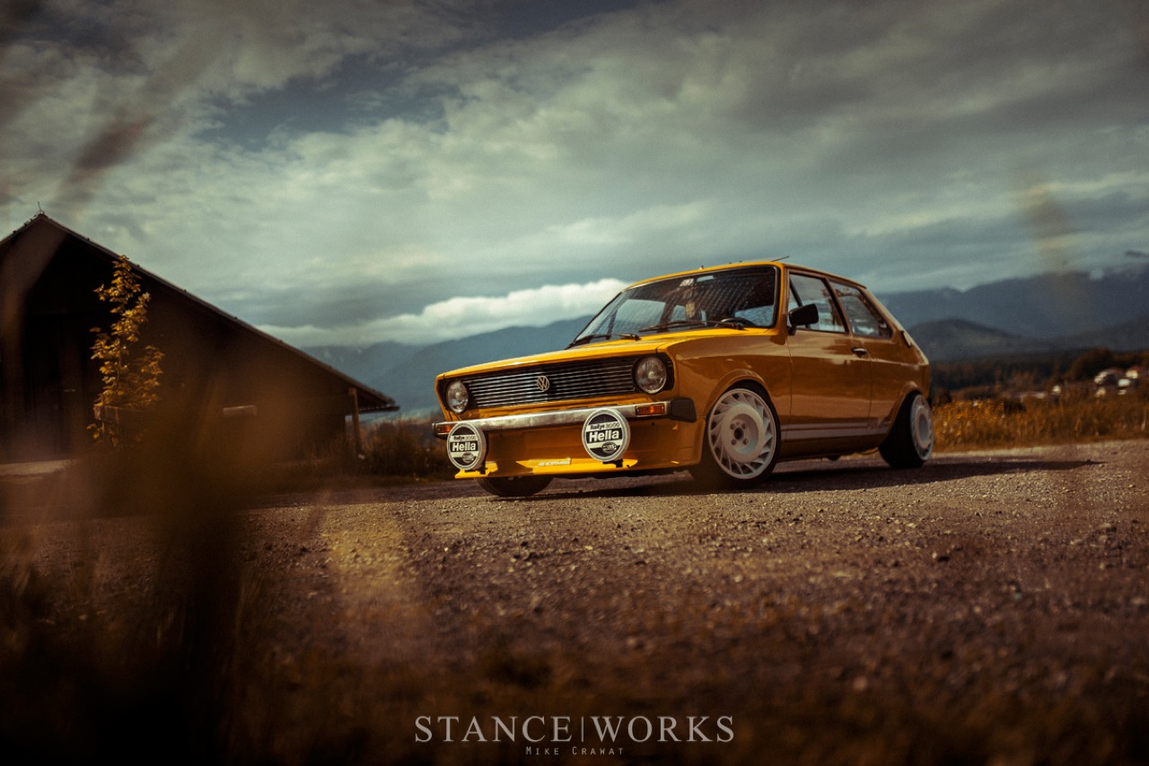 '78 VW Polo - Old school racer ! Enfin presque... 36