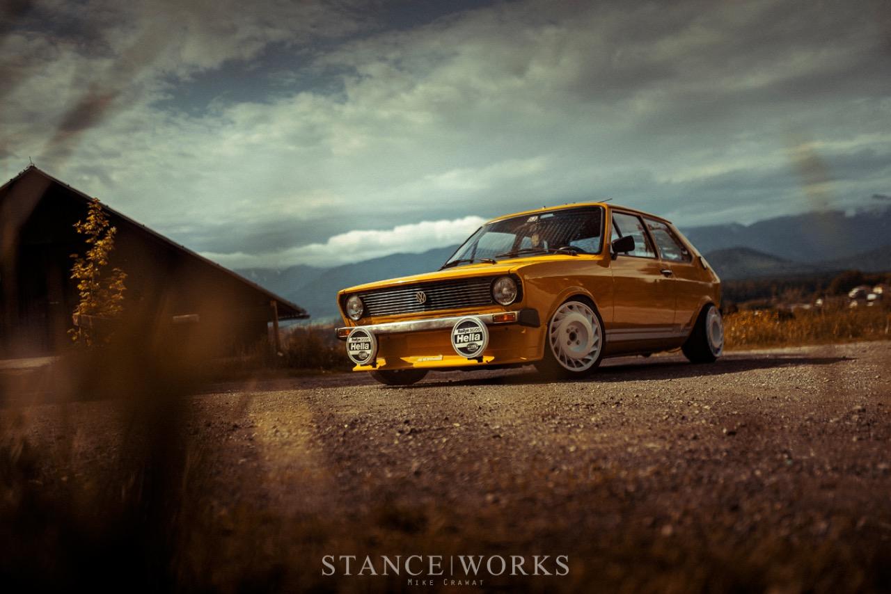 '78 VW Polo - Old school racer ! Enfin presque... 25