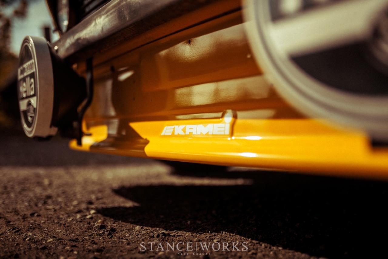'78 VW Polo - Old school racer ! Enfin presque... 27