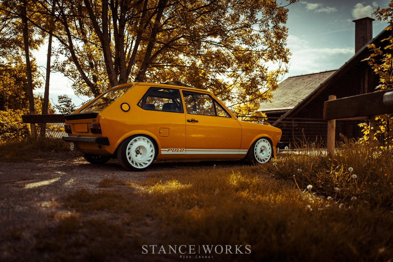 '78 VW Polo - Old school racer ! Enfin presque... 40