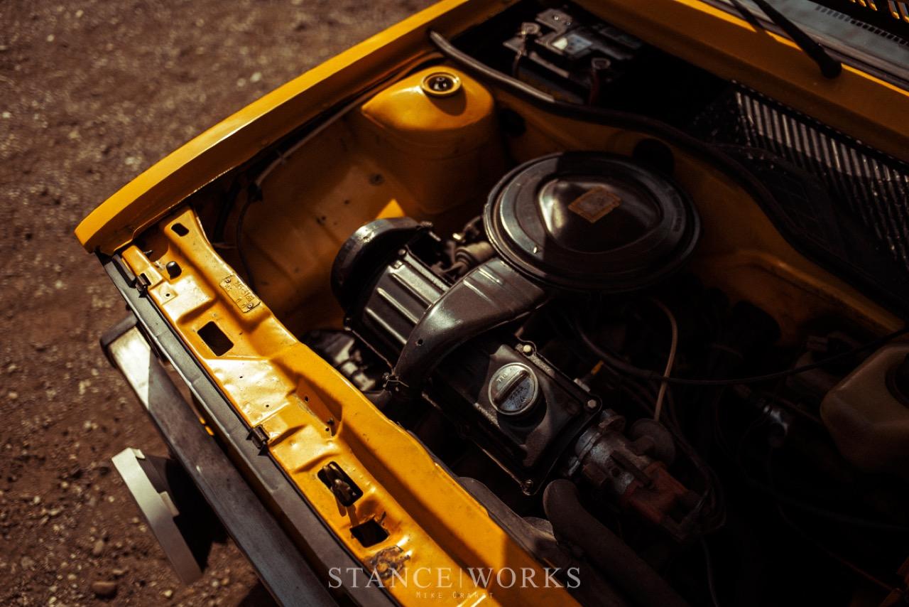 '78 VW Polo - Old school racer ! Enfin presque... 30