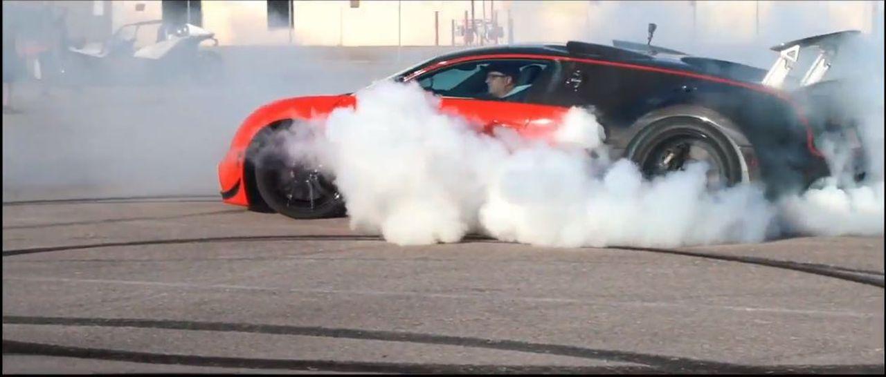 Bugatti Veyron RWD... La burn(e) machine ultime ?! 3