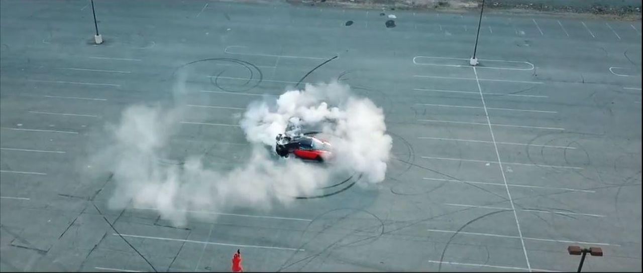 Bugatti Veyron RWD... La burn(e) machine ultime ?! 2