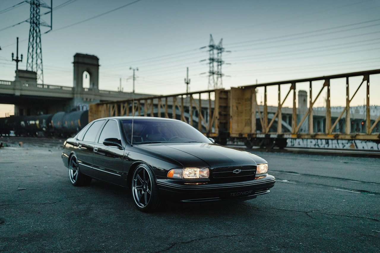 Chevrolet Impala SS - Super Sleeper ! 4