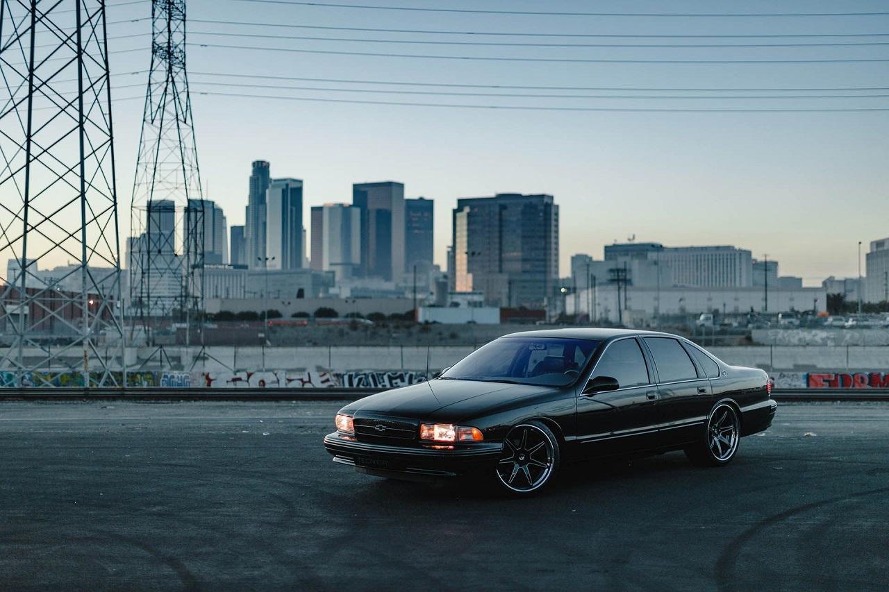 Chevrolet Impala SS - Super Sleeper ! 3