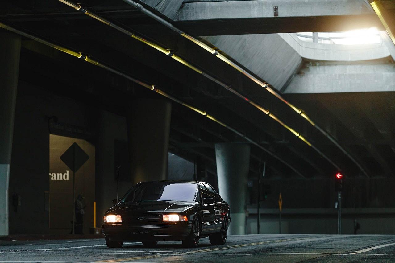 Chevrolet Impala SS - Super Sleeper ! 13