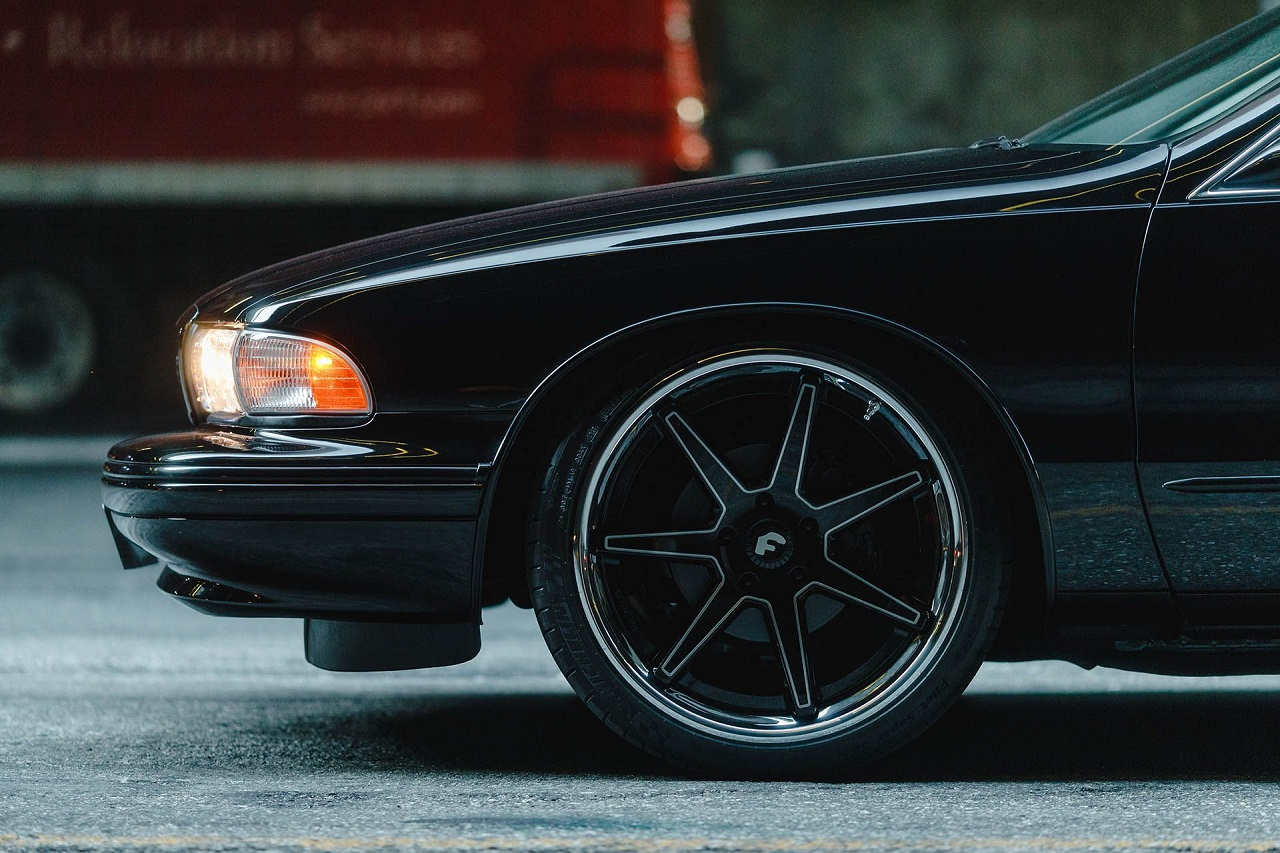 Chevrolet Impala SS - Super Sleeper ! 11