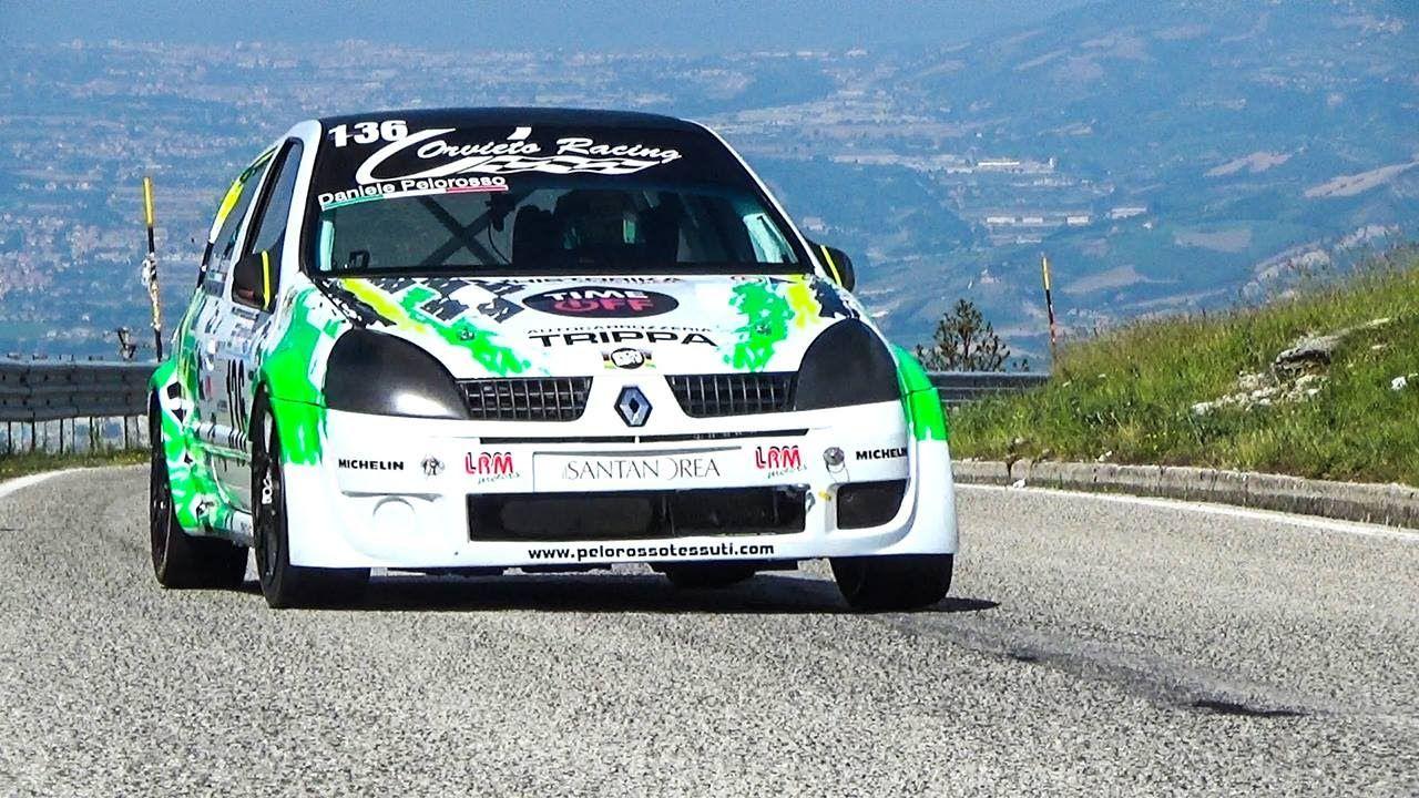 HillClimb Monsters : Renault Clio Proto - Le feu de l'enfer ! 1
