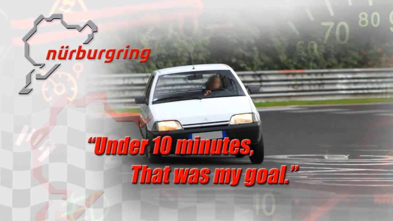 Michel et Alex en balade sur le Nürburgring ! 8