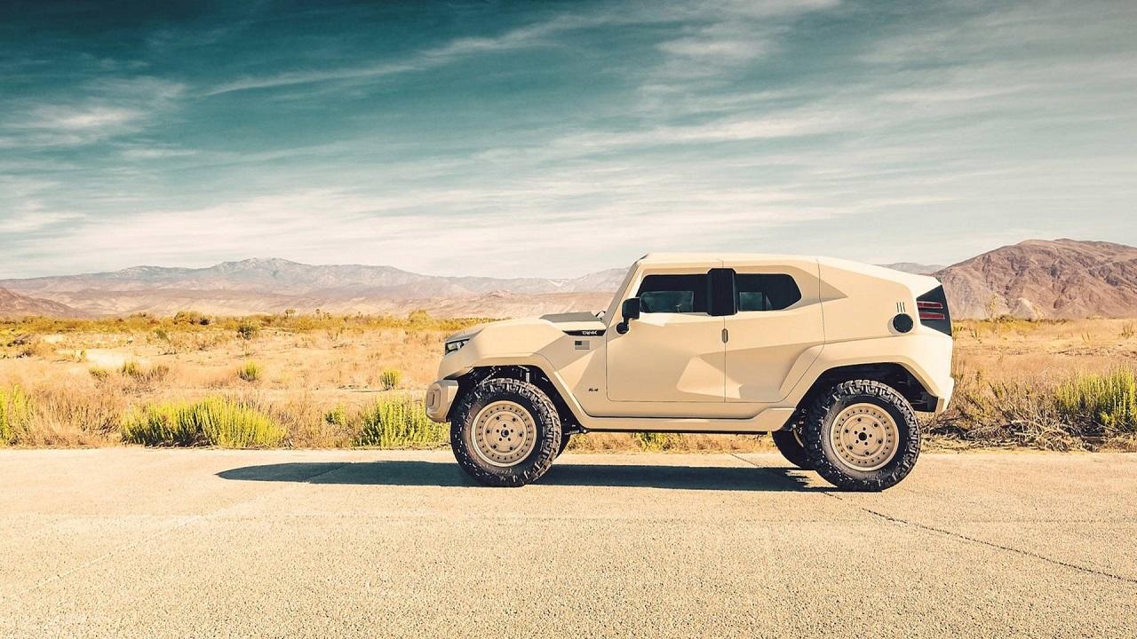 Rezvani Tank - Extreme Sport Utility Military Vehicule... Utile ? 41