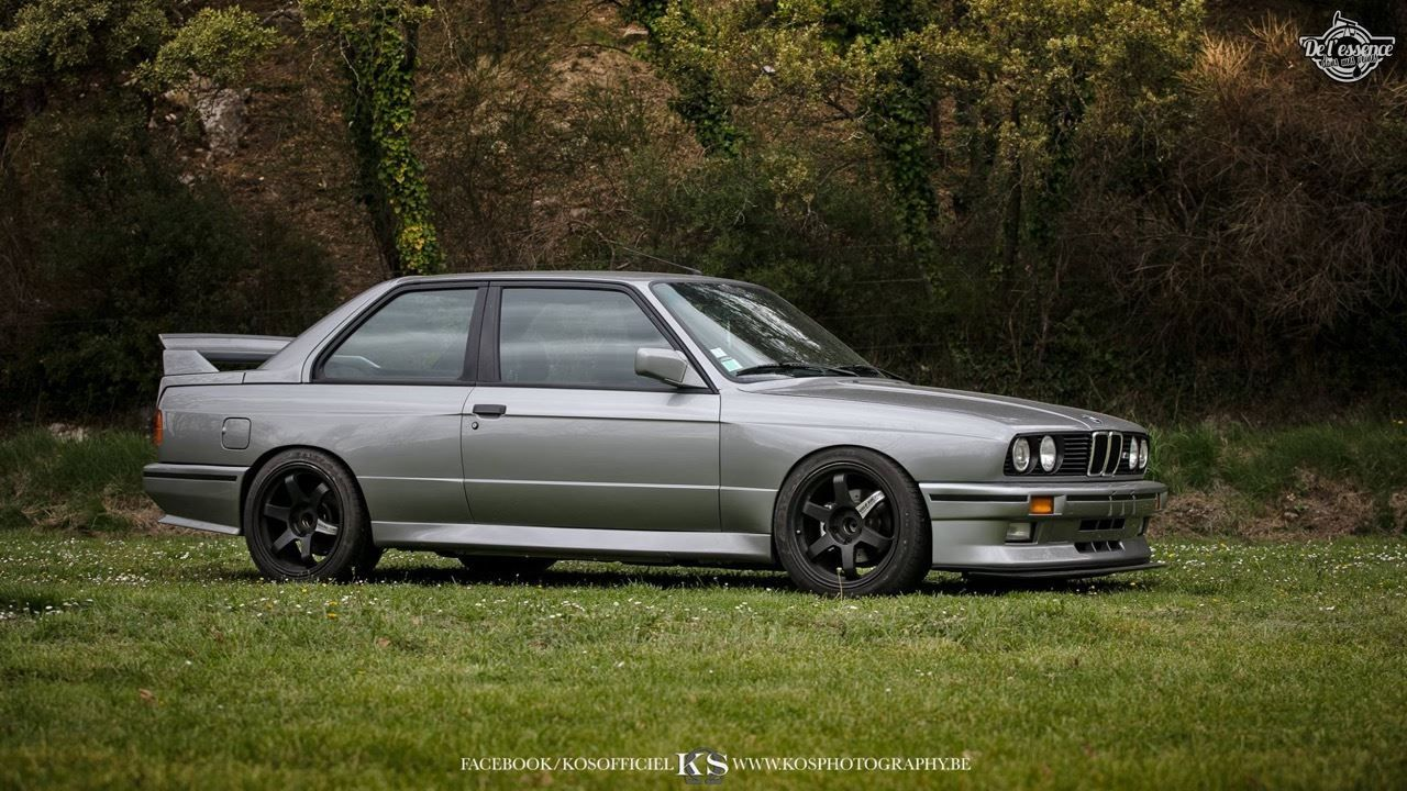 Spring Event #5 : La BMW M3 E30 d'Anthony ! 5