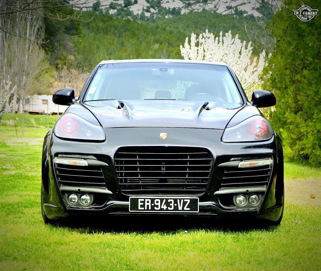 Spring Event #5 : La Porsche Cayenne de Cédric ! Magnum... 42