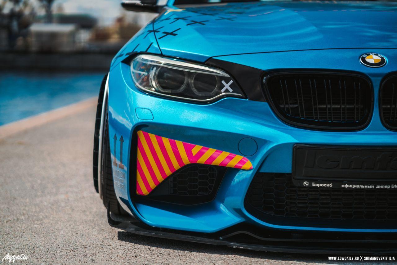 Stance BMW M2 - Échappée ! 10