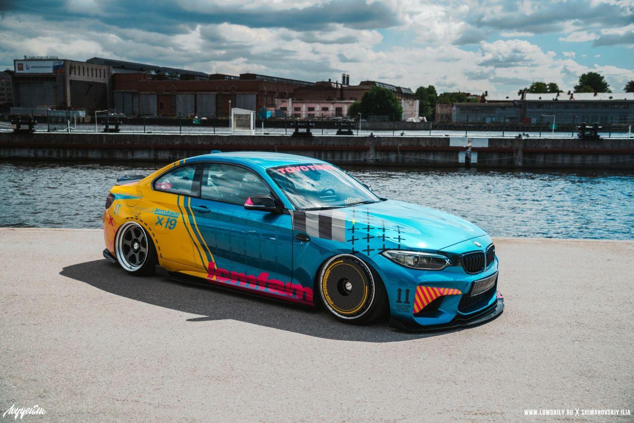 Stance BMW M2 - Échappée ! 9