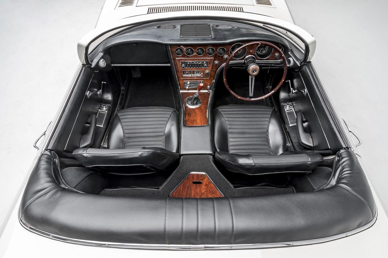 Toyota 2000 GT Roadster - Au service secret de sa Majesté... 12