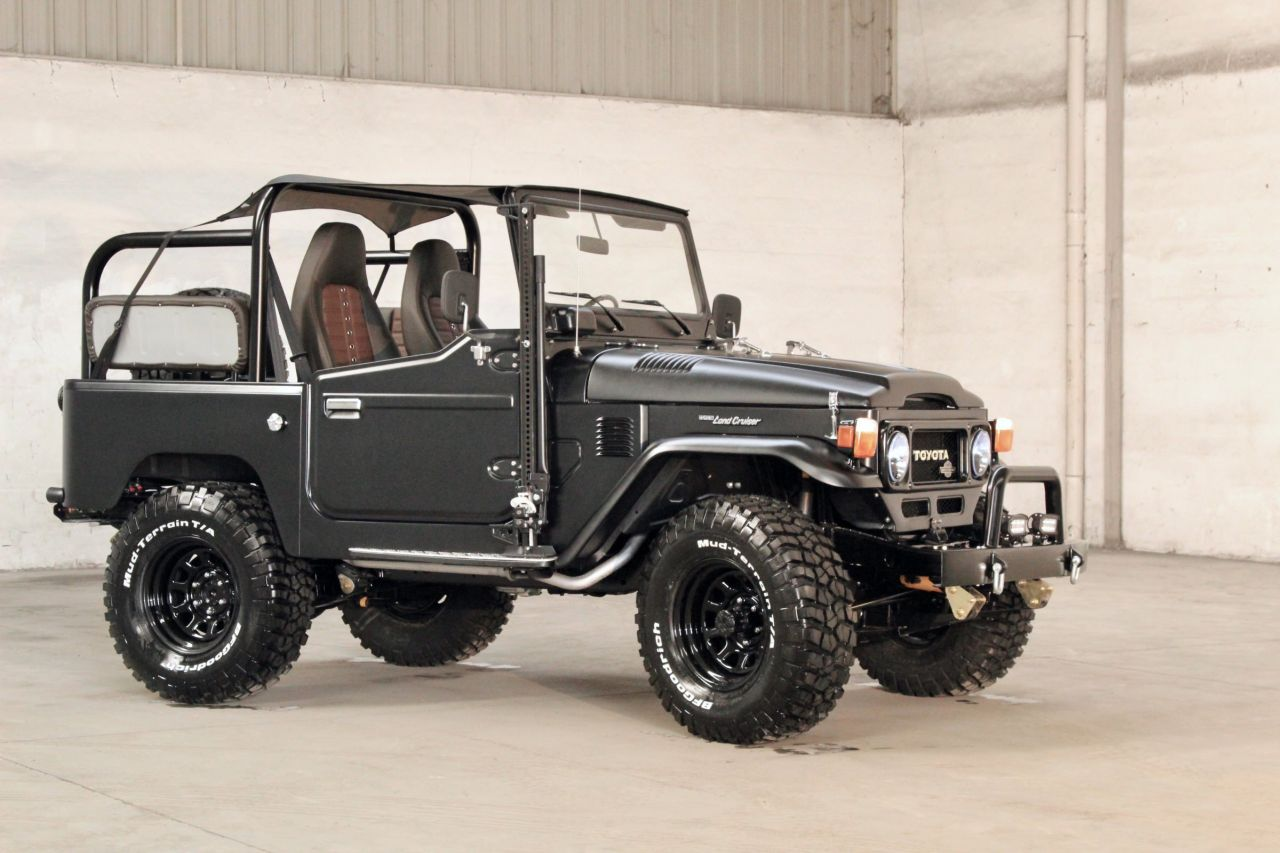 Toyota BJ40 By Legacy Overland - 4x4 Restomod ? 17