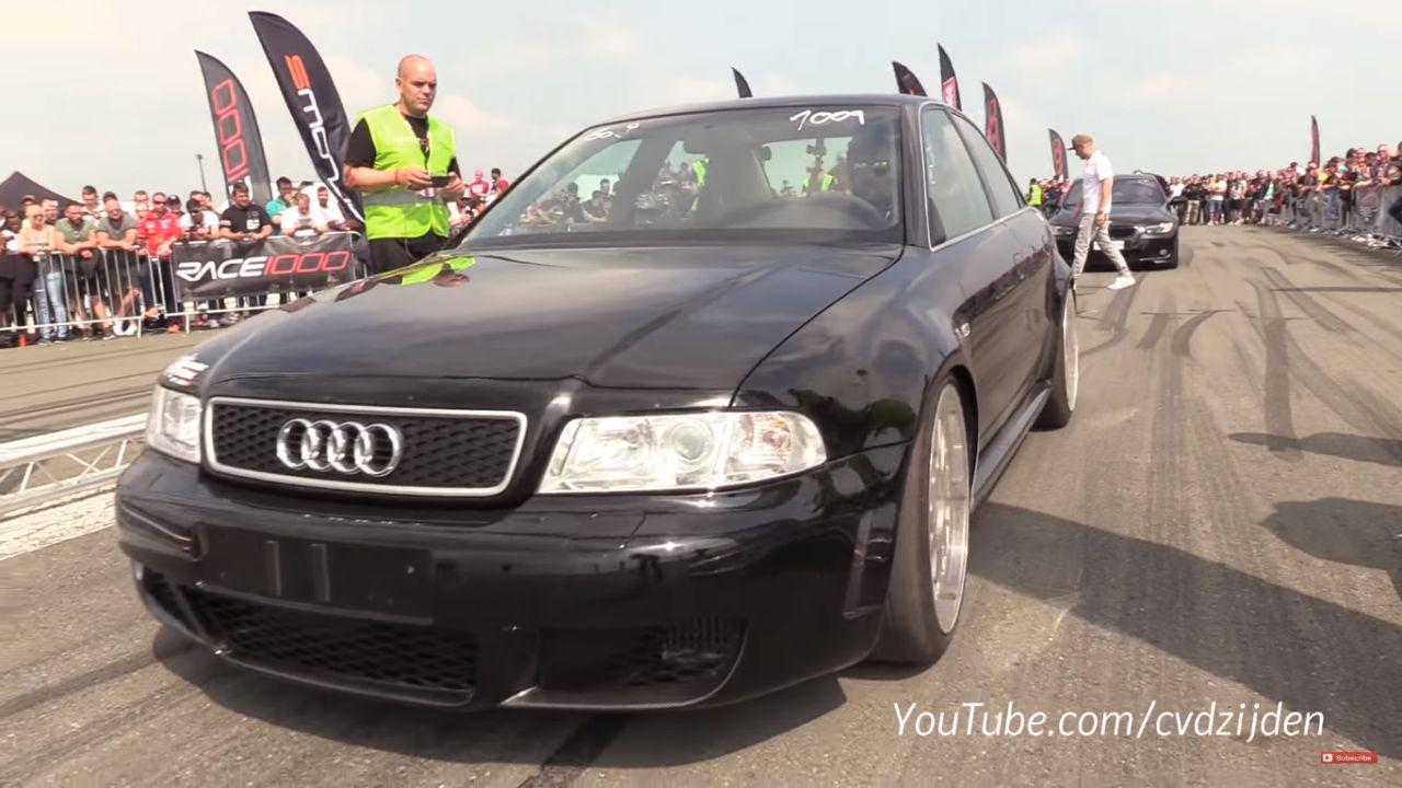 Audi S4 - Ca sert à rien pour rouler à 80 17
