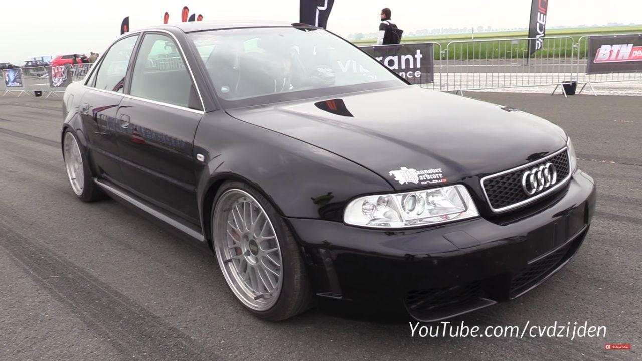 Audi S4 - Ca sert à rien pour rouler à 80 16