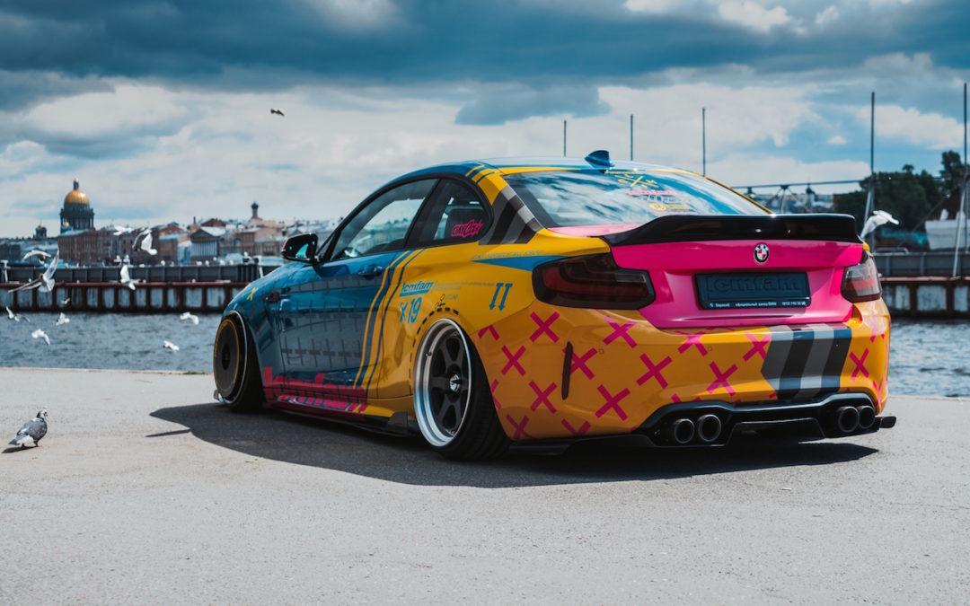 Stance BMW M2 – Échappée !