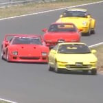 Best Motoring : Super Battle – F40, Ruf CTR, R32, NSX…