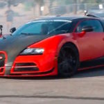 Bugatti Veyron RWD… La burn(e) machine ultime ?!