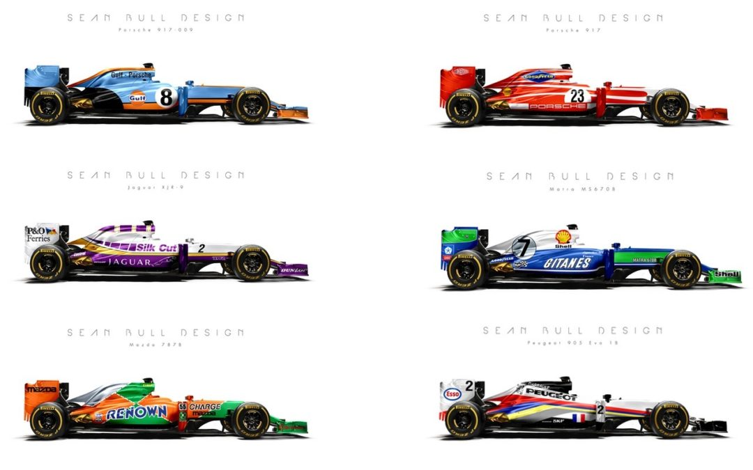 Des F1 aux 24h du Mans ?!