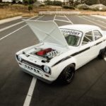 Ford Escort Mk1 Vtec : The Dort Scort !