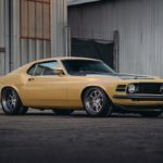 '70 Ford Mustang Boss 302 - La Stang d'Iron Man !