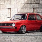 VW Golf 1 1.8l - Quand la sobriété cache la bestialité !