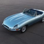 '66 Jaguar Type E 4.2l Roadster... Majestueuse !