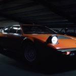 Lamborghini Urraco P300 – Sauvetage raté !
