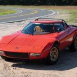 Lancia Stratos : La belle est la bête !