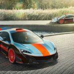 McLaren 675LT Gulf... Les couleurs font-elles la voiture ? Ou est-ce l'inverse ?