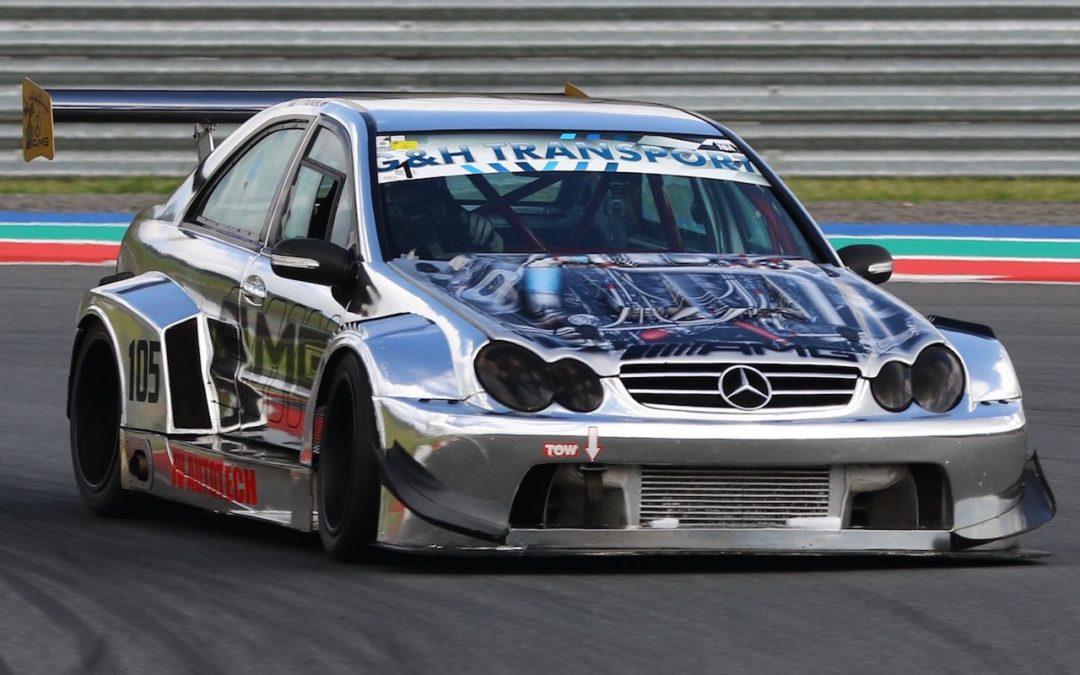 Hillclimb Monster : Mercedes C 55 AMG DTM Turbo – Springbox !