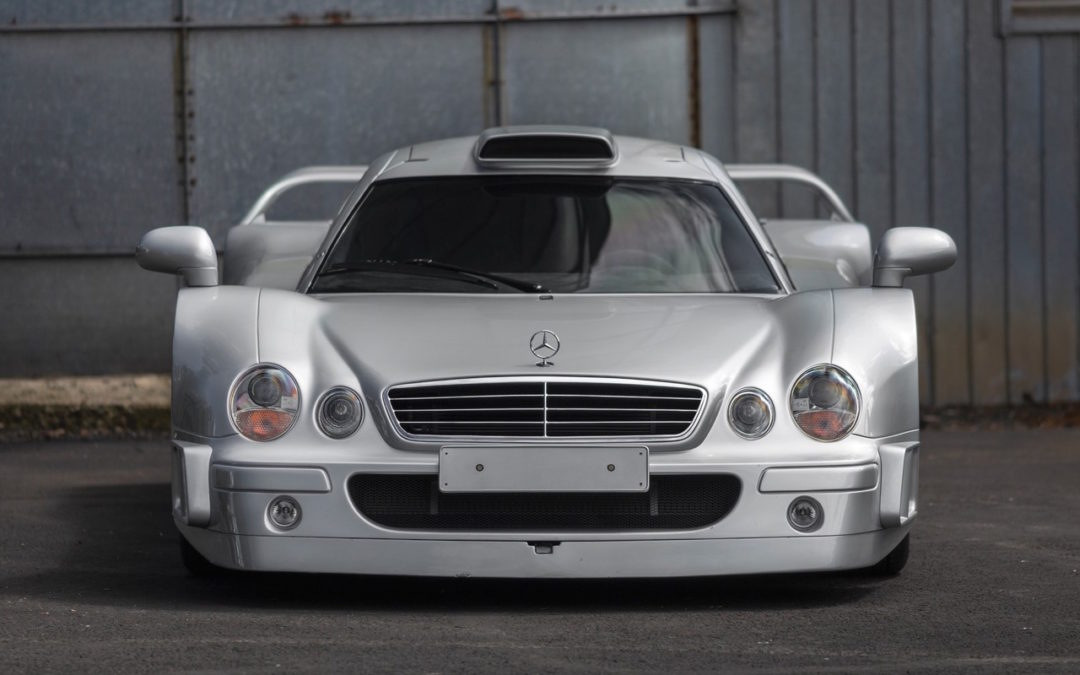 Mercedes CLK GTR… Street Legal Ultime !