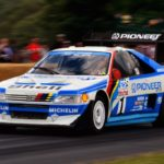 Peugeot 405 T16 Pikes Peak - Show à Goodwood...