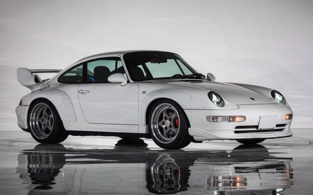 Porsche 993 GT2 Evo… Made in course !