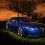Spring Event #5 : Slammed Audi A4 Avant – D'la Bentley pour Samuel !