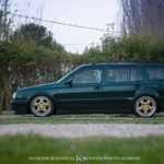 VW Golf III Variant de Thomas - La vie en vert !