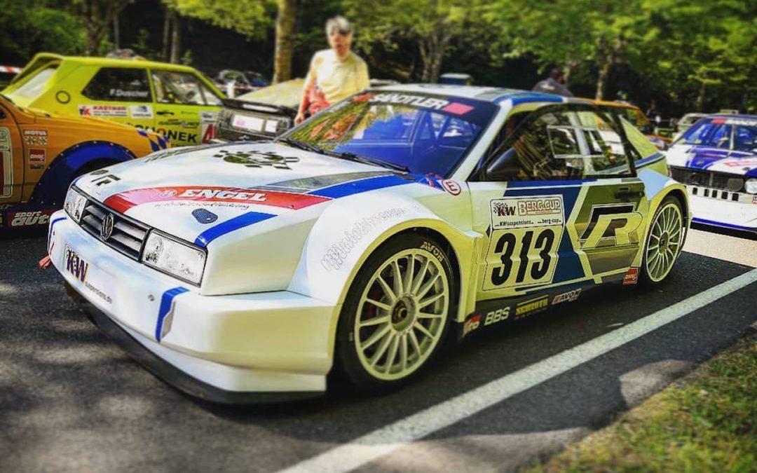 Hillclimb Monster : VW Corrado – Chasseuse de trajo et bouffeuse de chrono !