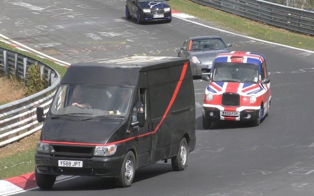 Michel et Alex en balade sur le Nürburgring !