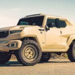Rezvani Tank – Extreme Sport Utility Military Vehicule… Utile ?