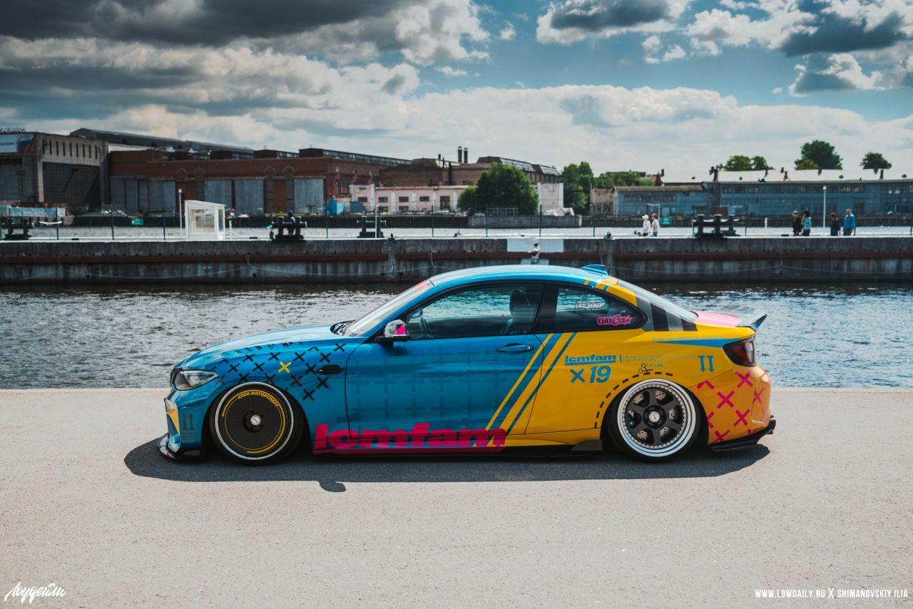 Stance BMW M2 - Échappée ! 12